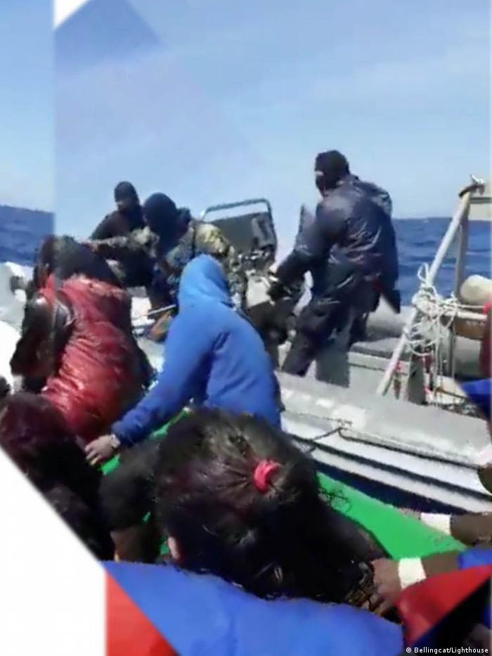 Investigativgeschichte | illegale Pushbacks in der Ägäis