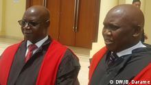 Guinea-Bissau   Oberster Gerichtshof: Richter