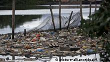 Brasilien I Verschmutzung Guanabara-Bucht I Rio de Janeiro