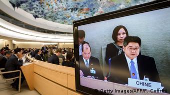 Symbolbild UN-Experten werfen China Missachtung Menschenrechte vor