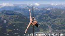 BdTD Schweiz   Stabakrobatik