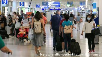 Το άνοιγμα του τουρισμού στην Ελλάδα δεν απέφερε τα προσδοκώμενα