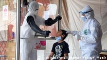 Pakistan Coronavirus-Ausbruch