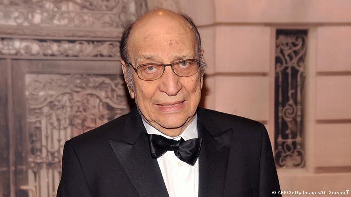 Milton Glaser bei der National Awards Gala in New York im Jahr 2010 (Foto: AFP/Getty Images/G. Gershoff)