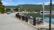 Ohrid, 26.06.2020+++Ohrid in Nord-Mazedonien. (c) DW/Milco Jovanoski