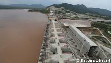 Äthiopien Grand Renaissance Damm