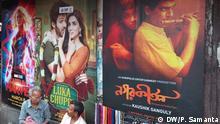 Indien Kalkutta | Multiplex Kino während der Coronakrise: Filmposter