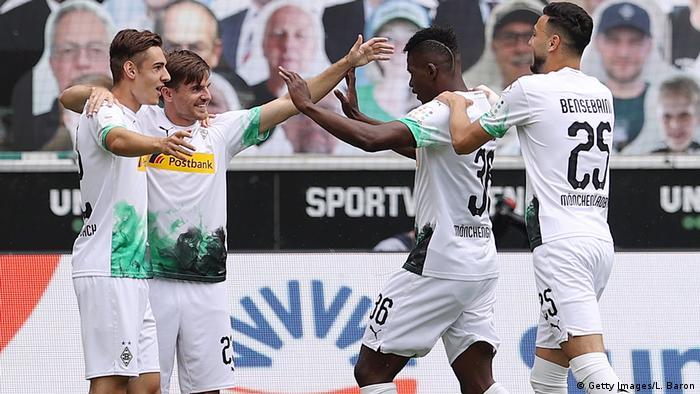 Bundesliga | Borussia Mönchengladbach vs Hertha BSC (Getty Images/L. Baron)