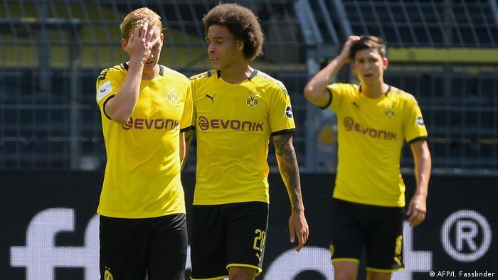 Fußball Bundesliga - Borussia Dortmund v TSG 1899 Hoffenheim (AFP/I. Fassbnder)