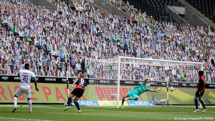 Bundesliga | Borussia Mönchengladbach vs Hertha BSC (Imago Images/M. Müller)