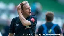 Fußball Bundesliga Trainer Werder Bremen   Florian Kohlfeldt