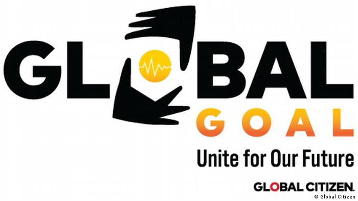 Logo Global Goal von Global Citizen (Global Citizen)