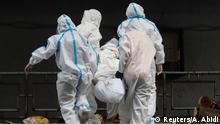 Indien Coronavirus | Ausbruch in Neu Delhi