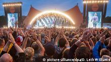 Dänemark Dauertickets für Roskilde-Festival 2021 bereits ausverkauft