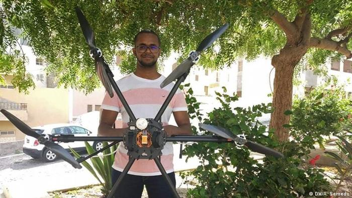 Kap Verde | Drone | Érico Pinheiro Fortes