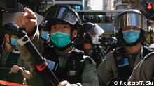 Hongkong Pro-Demokratie-Proteste