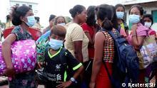 Myanmar Konflikt in Rakhine