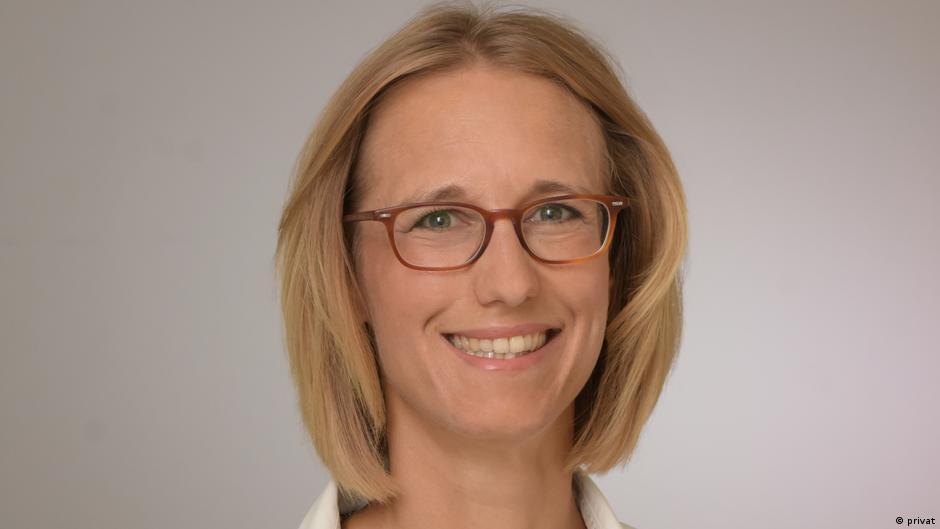 Professor Nele Matz-Lück   Universität Kiel