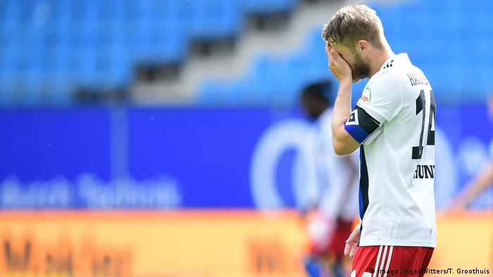 Hamburg failed to win promotion back to the Bundesliga (Imago Imges/Witters/T. Groothuis)