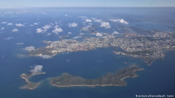 Francuski arhipelag Nova Kaledonija u susedstvu je Australije