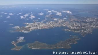 Νησί που διεκδικεί η Γαλλία στο Νότιο Ειρηνικό με 200 ναυτικά μίλια ΑΟΖ
