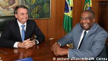 Neuer Bildungsminister von Brasilien | Carlos Alberto Decotelli