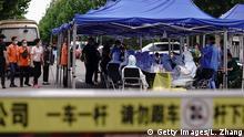 China Peking Coronavirus Tests
