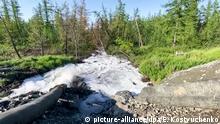 Russland, Norilsk: Neuer Umweltskandal in russischer Tundra