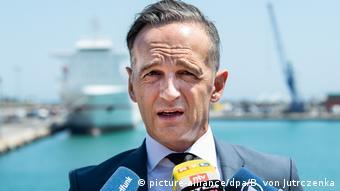 Spanien Außenminister Heiko Maas in Valencia