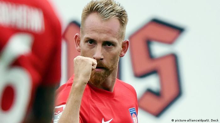 Heidenheim captain Marc Schnatterer (picture-alliance/dpa/U. Deck)