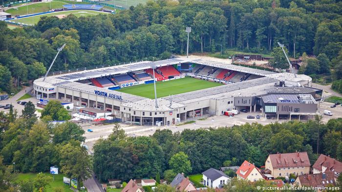 Voith Arena in Heidenheim (picture-alliance/dpa/onw-images )