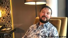 Maxim Micheenko, Leiter des 5518 Studio in Kalifornien