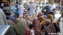 Pakistan'daki Afgan sığınmacılar