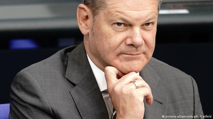 Міністр фінансів Німеччини Олаф Шольц став кандидатом у канцлери від СДПН