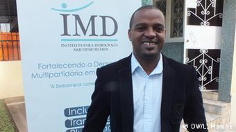 Osman Cossing - Institut für Mehrparteiendemokratie (IMD) in Mosambik