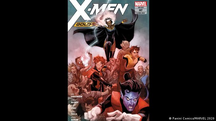 X-Men book cover (Bild: Panini Comics/MARVEL 2020)