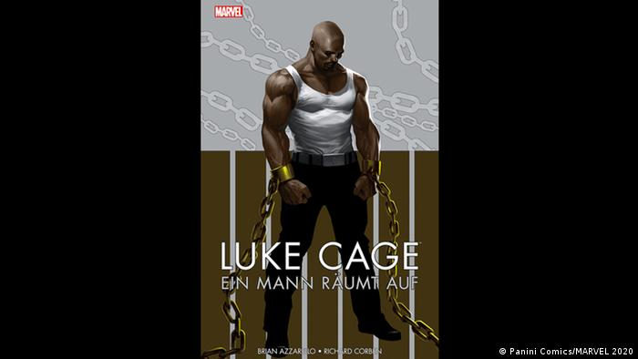 Cover of comic book Luke Cage (Panini Comics/MARVEL 2020)