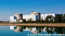 Deutschland Zweiter Reaktor des Kernkraftwerks Fessenheim geht vom Netz