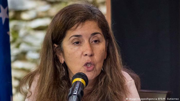 Посол ЕС в Венесуэле Исабель Педроса