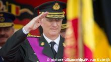 Belgien König Philippe Flagge