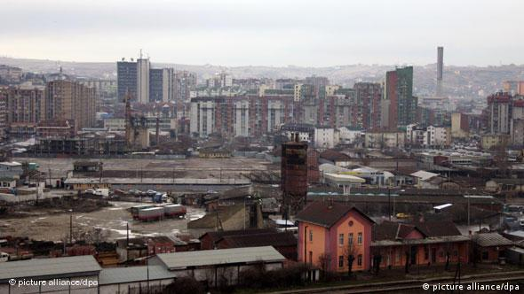 Priština, glavni grad Kosova