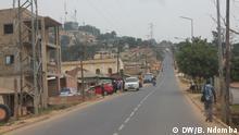 Angola Cabinda & Luanda |Straße in Cabinda