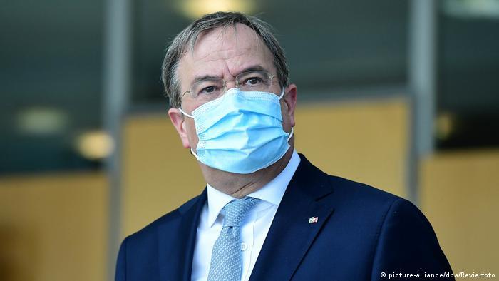 Der nordrhein-westfälische Ministerpräsident Armin Laschet (Foto: picture-alliance/dpa/Revierfoto)