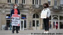 Internationale Studierende in der Coronakrise | Kundgebung hessischer Studierendenvertretungen