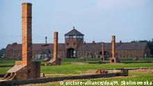 Campo de concentração nazista Auschwitz-Birkenau