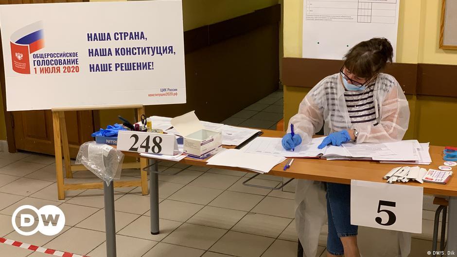Referendum in Russland: Was stimmt nicht?