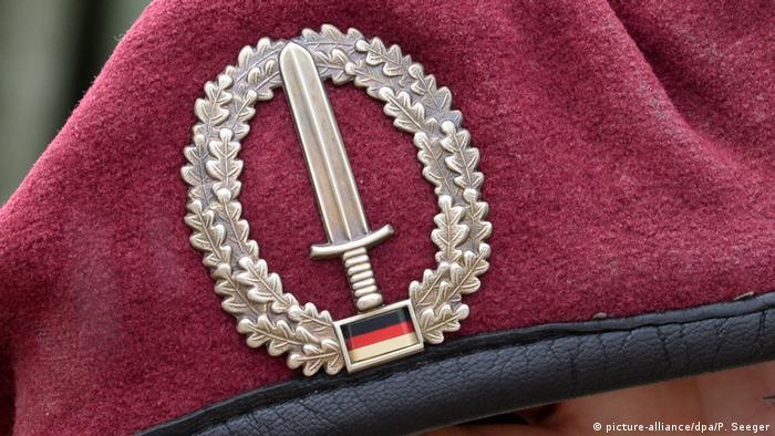 Deutschland Bundewehr | Kommando Spezialkräfte KSK |Barett & Abzeichen