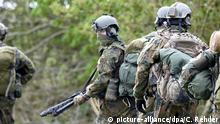 Deutschland Bundewehr | Kommando Spezialkräfte KSK |Schleswig-Holstein