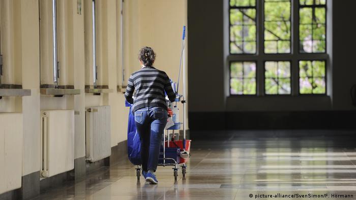Підвищення мінімальної зарплатні є хорошою новиною для близько двох мільйонів жителів ФРН, кажуть в уряді