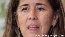Isabel Brilhante, embajadora de la UE en Venezuela.